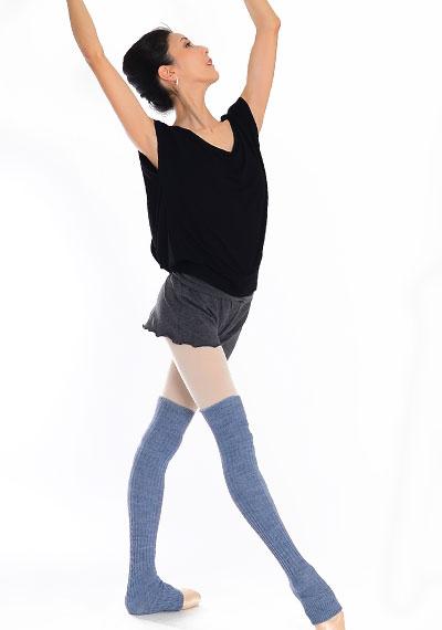 DD レイヤーショートパンツ(裾フラット) ネイビー