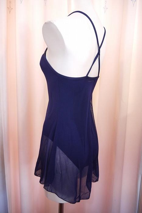 【お好きなカラーで作製いたします】Ballet Rosa チュールスカート付きレオタード MADY