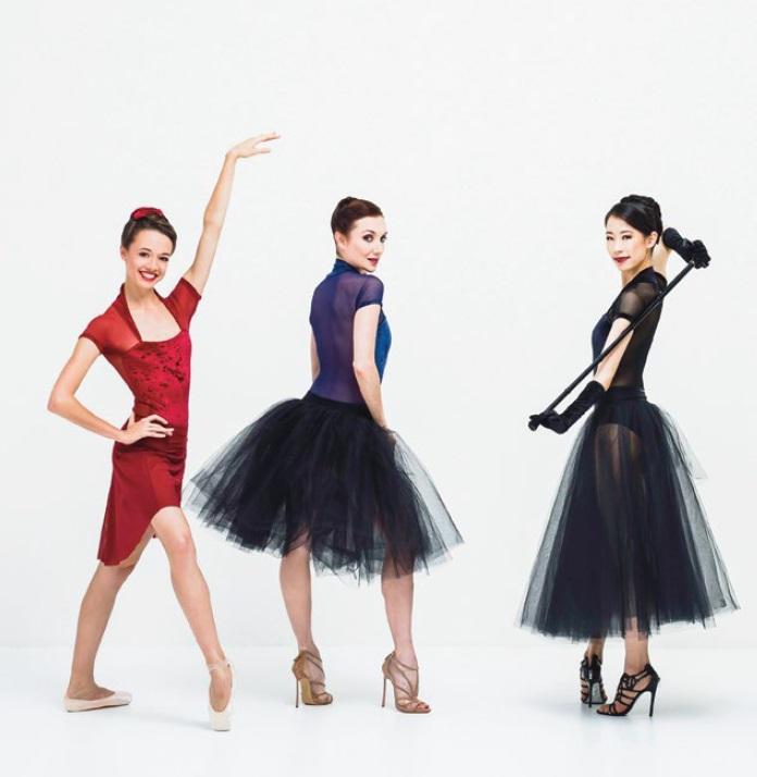 〜シアラヴォラコレクション〜 Ballet Rosa ベロアチュールレオタード VAMP