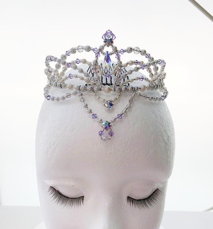 〜Ballet Tiara Lotus〜 オリジナルバレエティアラ リラの精etc