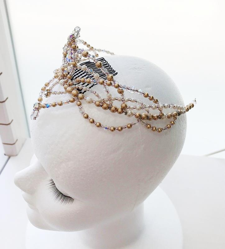 〜Ballet Tiara Lotus〜 オリジナルバレエティアラ オーロラ姫etc