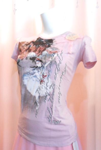 Grishko ドガの踊り子 半袖Tシャツ DA1201