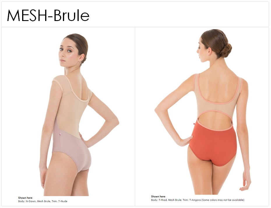 YUMIKO Meagan N-Phoenix/MESH-Brule/N-Phoenix (Front)