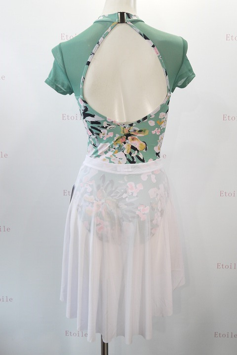 【Chic Ballet】 Cassandraスカート WHITE