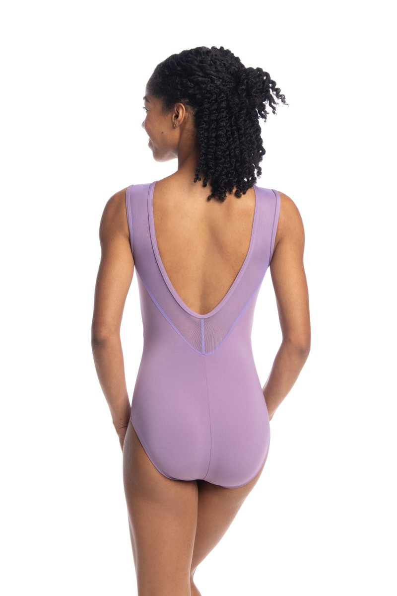 【2021 Collection】Ainsliewear Bianca leotard with Mesh 1039ME