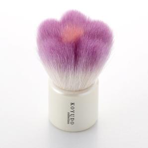 KOYUDO フラワー洗顔ブラシ 【W1-FAN4JW】