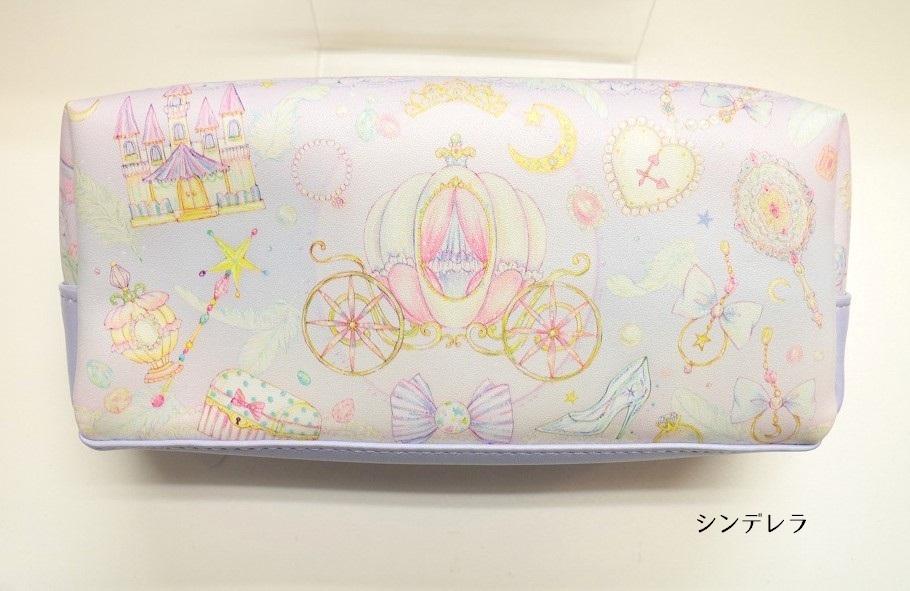 たけいみき BOXペンポーチ/メイクポーチ