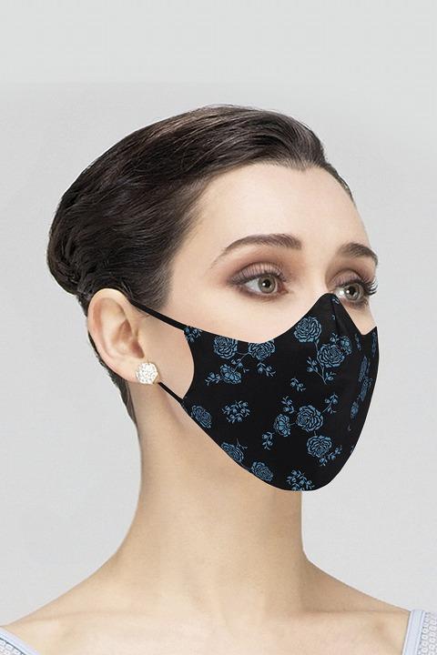 WEARMOI 立体マスク/ローズ MASK025