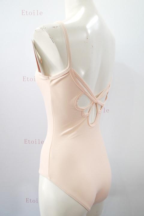 【新色】Ballet Rosa レースキャミソールレオタード AURA