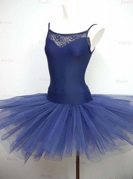 Ballet Rosa レースキャミソールレオタード AURA