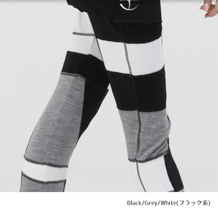 Kids  WEAR MOI スカート付きニットパンツ  SYRMA シルマ