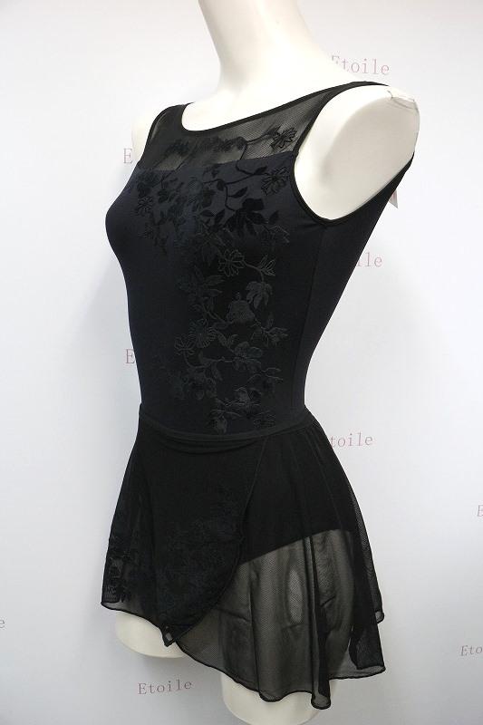 <お取り寄せ>Ballet Rosa フロッキーフラワー巻スカート LEONIE レオニー