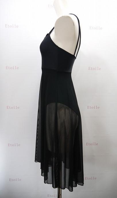【お好きなカラーで作製いたします】Ballet Rosa ロングスカート付きレオタード ANGELINE