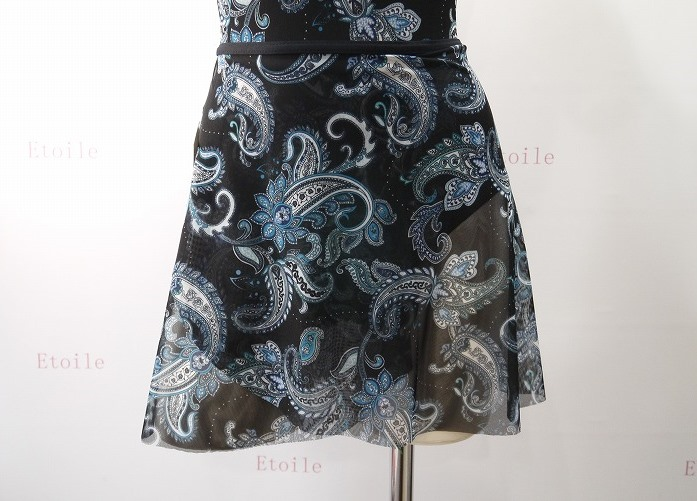 【2020 Collection】Ainsliewear 巻きスカート Wrap Skirt in Paisley Print 501PA