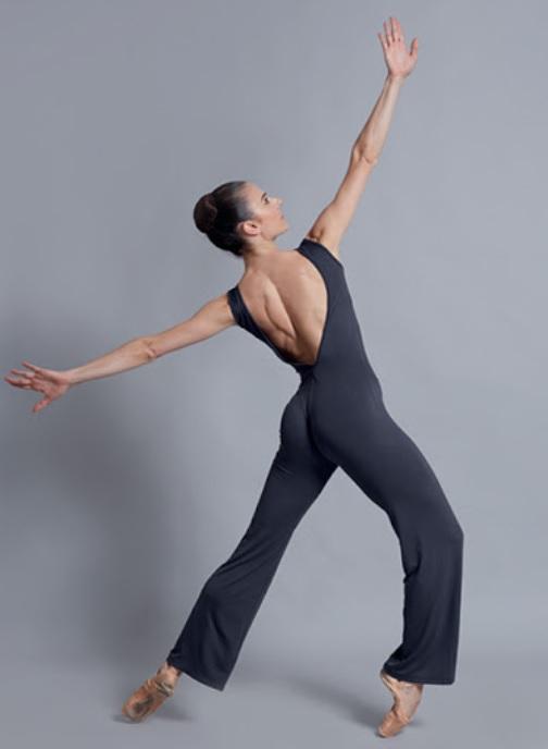 【特注/メーカーお取り寄せ】Bamboo Collection Ballet Rosa  オールインワン YUME