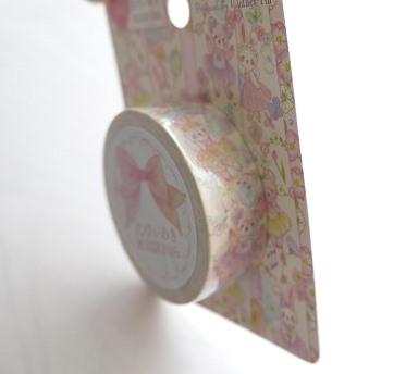 【新柄】たけいみき  マスキングテープ