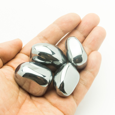 お手頃価格!テラヘルツ鉱石(タンブル)40g (1個売り)