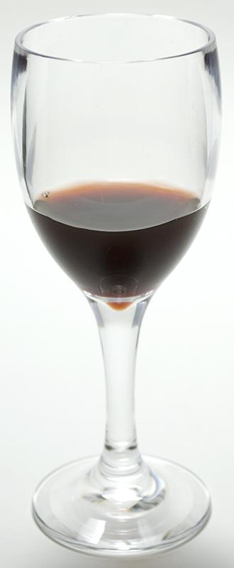 割れないグラス Tritan(トライタン) スモールワイングラス 120ml