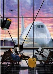 【多目的】 オランダ製 Quire(クワイヤー) グリーディングカード Mac Classic Heartfelt/AIRPORT