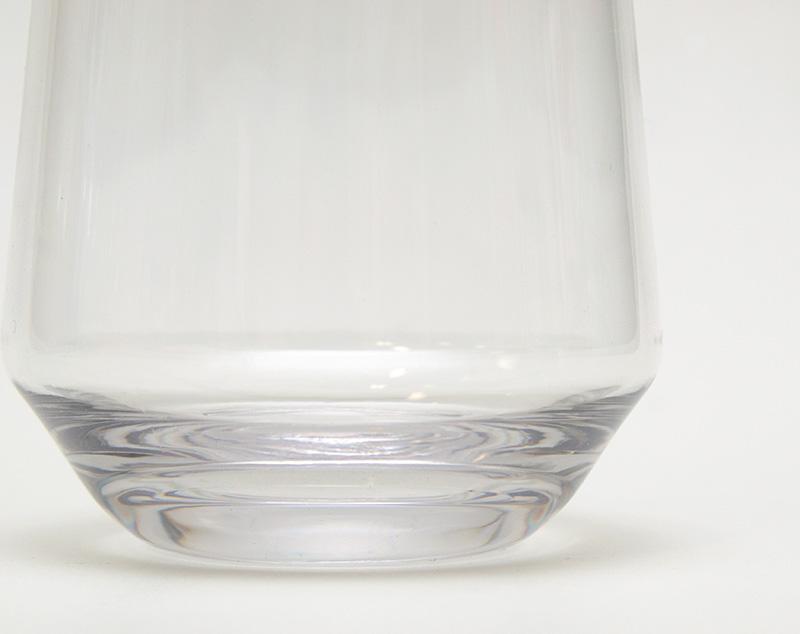割れないグラス Tritan(トライタン)レキシントン ステムレス ワイングラス 375ml