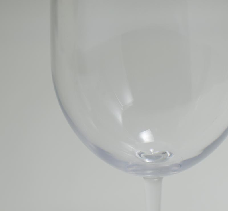割れないグラス Tritan(トライタン)ワイングラス Sサイズ 350cc【白ワイン向け】