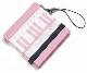 【メモ ノート 付箋 ミニサイズ プレゼント】Jiun Wey ミニスティッキーメモ/Pink【文房具 ステーショナリー】