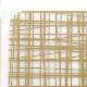 【プレースマット 金】スタイリッシュで熱に強いシリコーン製ランチョンマット/Silicone placemat Gold ゴールド SCHON+【シリコン 撥水 耐熱】