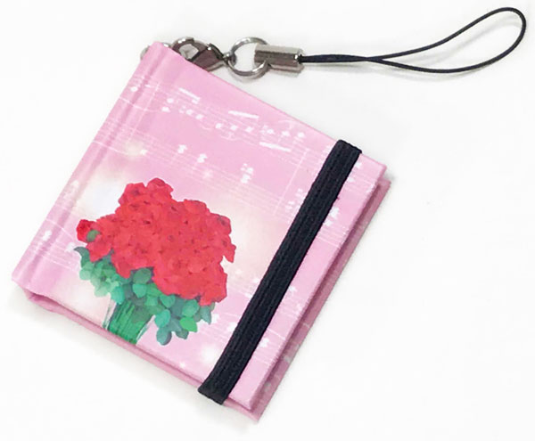 【メモ ノート 付箋 ミニサイズ プレゼント】Jiun Wey ミニスティッキーメモ/Rose Pink【文房具 ステーショナリー】