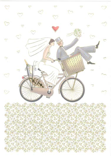 【Wedding】オランダ製Quire(クワイヤー)Mac Classic Extra Large/Wedding 自転車