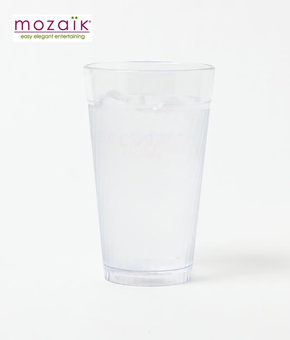 アウトドアで大活躍!プラスチックグラス【タンブラー・415ml】Mozaik