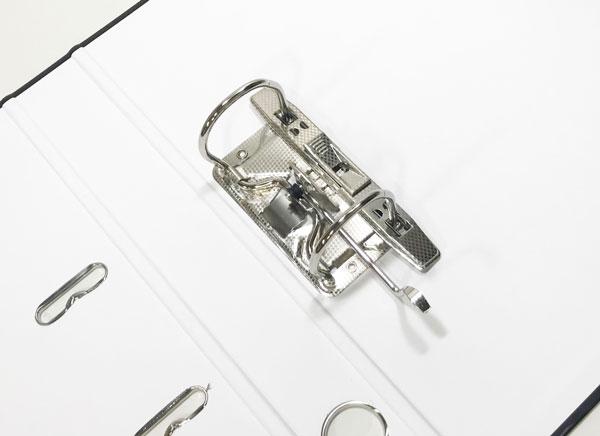 【ファイル A4 レバー式 音楽 ピアノ ネコ 音符 プレゼント】Jiun Wey A4 Two Holes File/Piano【文房具 ステーショナリー 2穴】