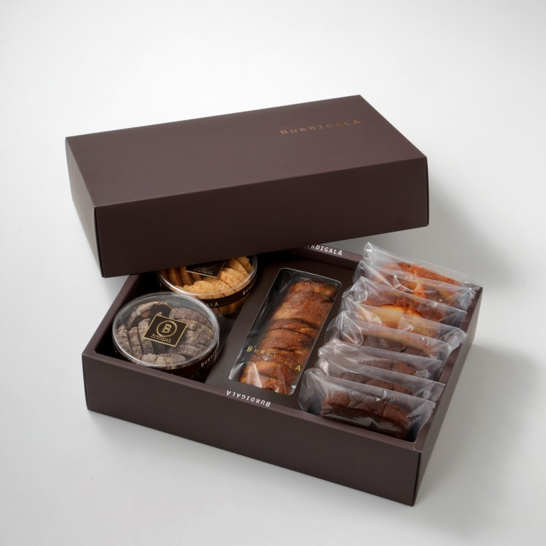 ラスク&焼き菓子詰め合わせギフト r-011