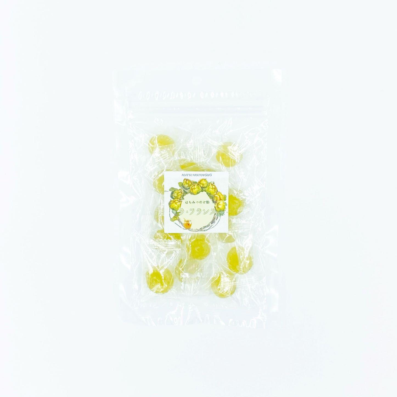 【リニューアル】ハチミツのど飴 ラ・フランス 70g