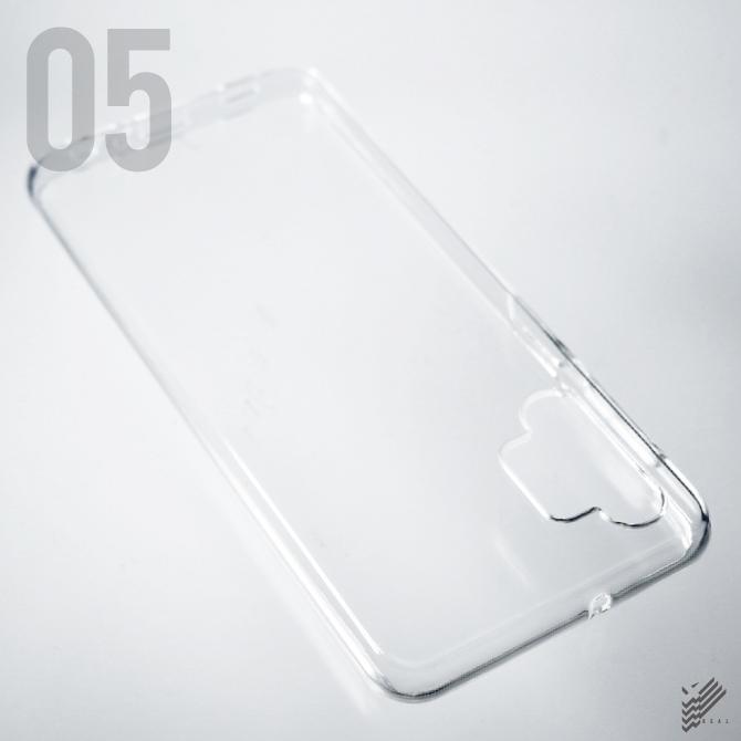 【即日出荷対応商品】 Galaxy A32 5G SCG08 / au用(ソフトTPUクリア)