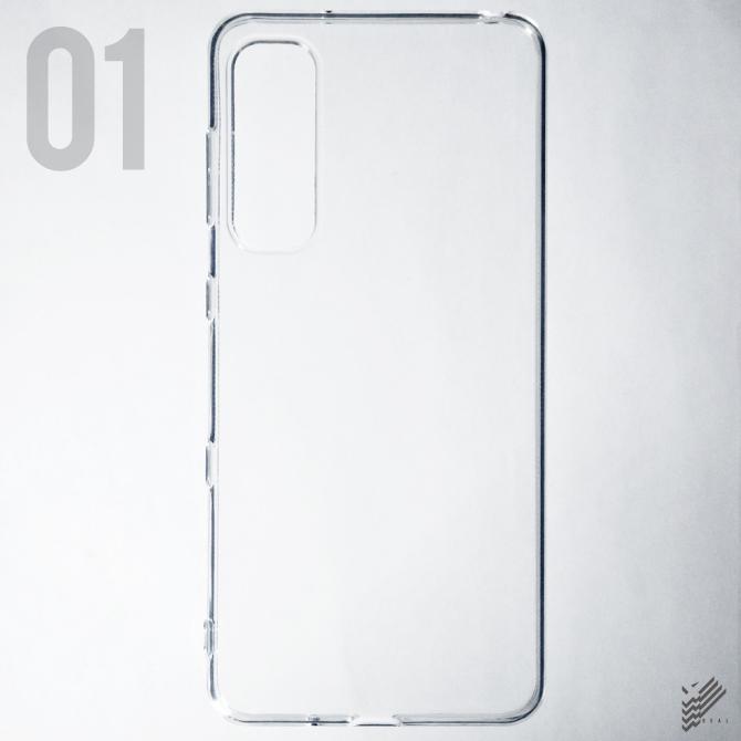 【即日出荷対応商品】 Android One S8/Y!mobile用(ソフトTPUクリア)