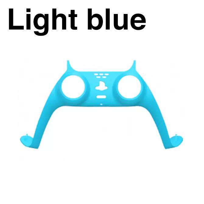 【PS5】コントローラーカスタムフレーム DualSense専用 カラフルフレーム0542