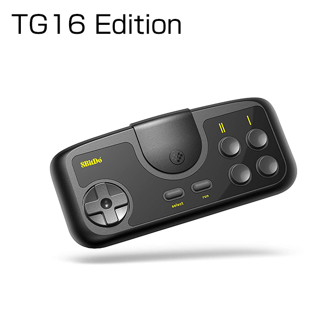 【 ニンテンドースイッチ 】 2.4Gワイヤレスゲームパッド 【PC Engine Mini】ワイヤレスコントローラー 【8Bitdo】
