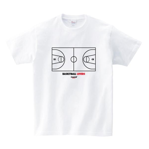 Tシャツ バスケットコート / Coverfull
