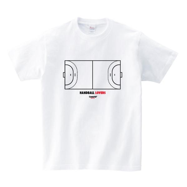 Tシャツ ハンドボールコート / Coverfull
