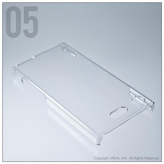 【即日出荷対応商品】 Xperia XZ1 Compact SO-02K/docomo用(クリア)