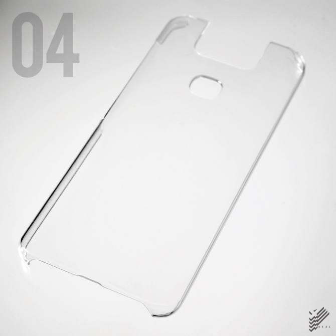 【即日出荷対応商品】 ASUS ZS630KL ZenFone 6 / SIMフリー用(クリア)