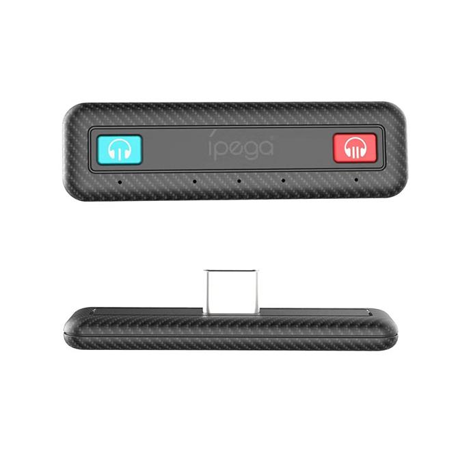 ◆ニンテンドースイッチ&ライト◆ BTオーディオアダプター ワイヤレス ブルートゥース Bluetooth 2台同時 PS4 PG-SW063