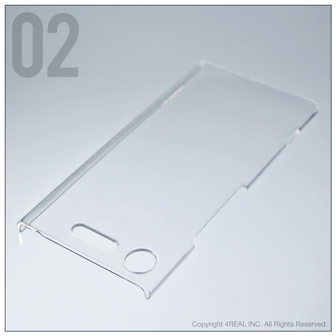 【即日出荷対応商品】 Xperia XZ1 (SOV36 au, SO-01K, 701SO SoftBank)用(クリア)