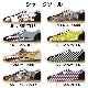 【送料無料】スニーカーローカット シャークソール/ホワイトソール SNEAKERS Lo【各30デザイン】