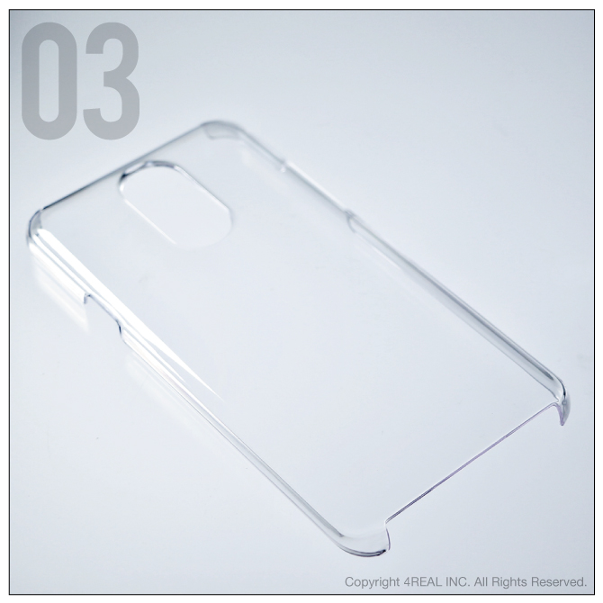 【即日出荷対応商品】 LG style L-03K/docomo用(クリア)