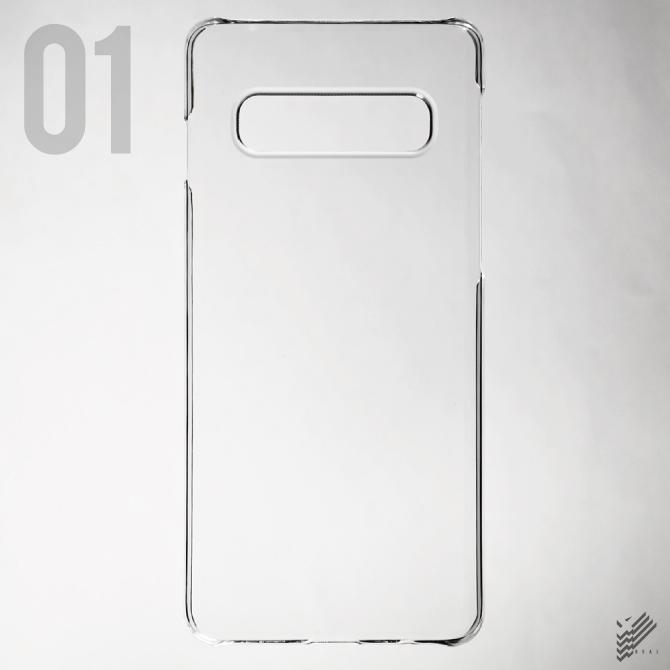 【即日出荷対応商品】 Galaxy S10  (SCV41 au / SC-03L docomo)用(クリア)