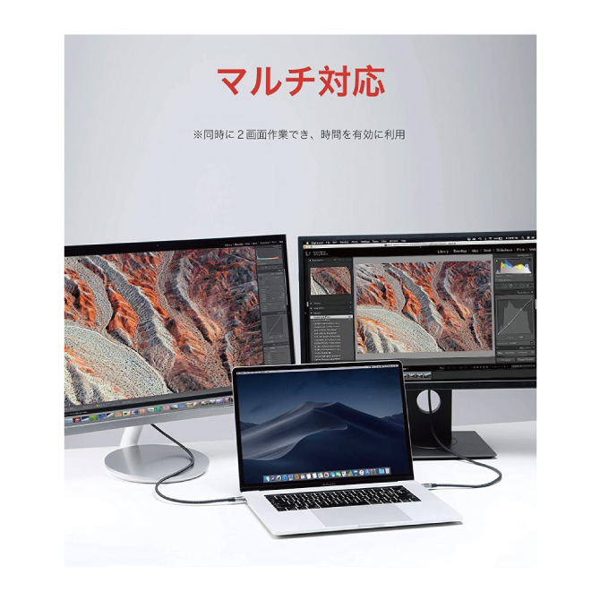 USB Type-C to HDMI Cable【3m】【iVANKY】【VBD62】【201106】【SG】