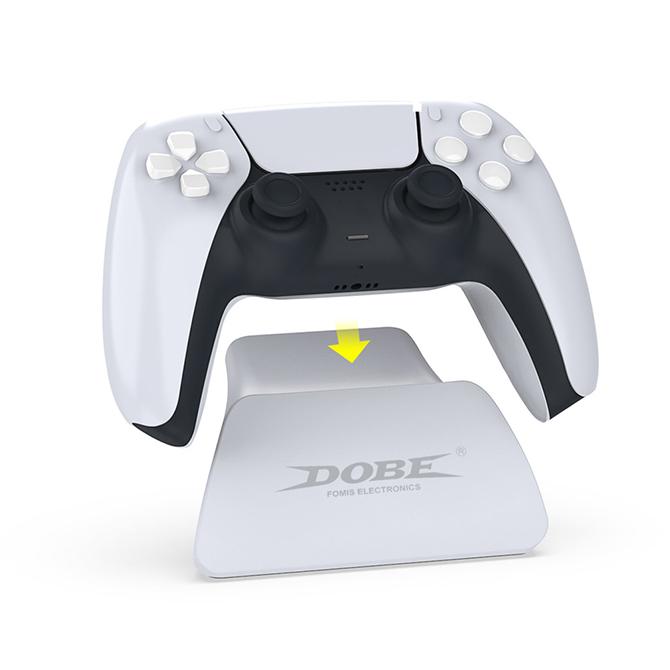 【PS5】ディスプレイスタンドチャージングキット コントローラースタンド 充電スタンド DualSense専用 TP5-0537B