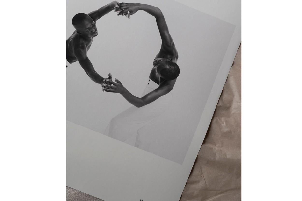 ALIUM × Kinfolk ポスター/アートプリント 40×50cm Things Fall Apart 02