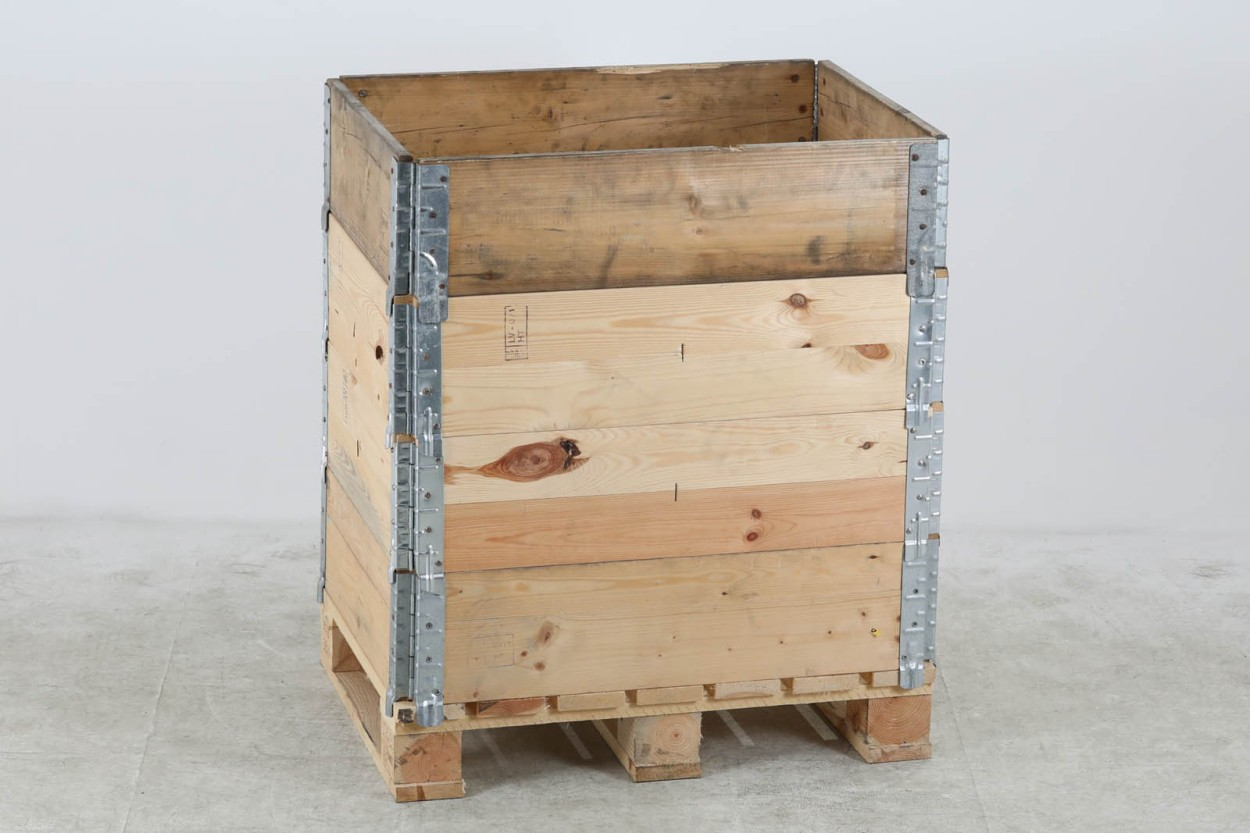 デンマーク製 木製パレット ビンテージ品/DK11255